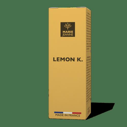 e liquide lemon kush