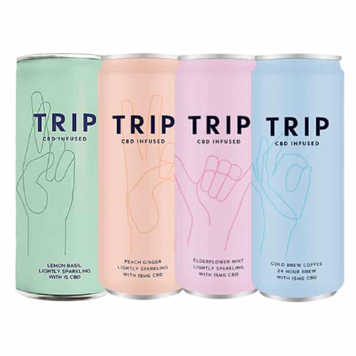 boisson cbd trip pack découverte