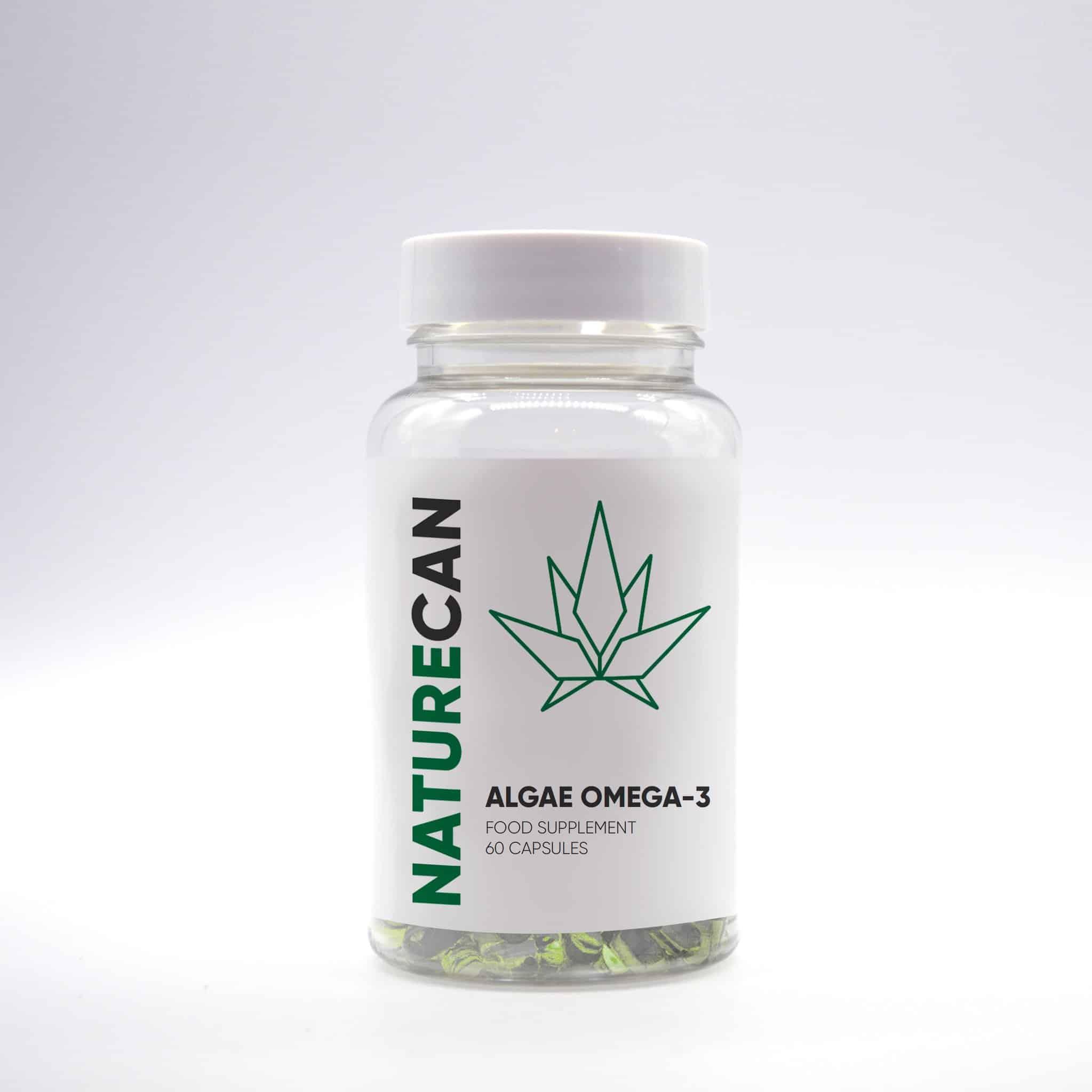 complement alimentaire algues et omega 3