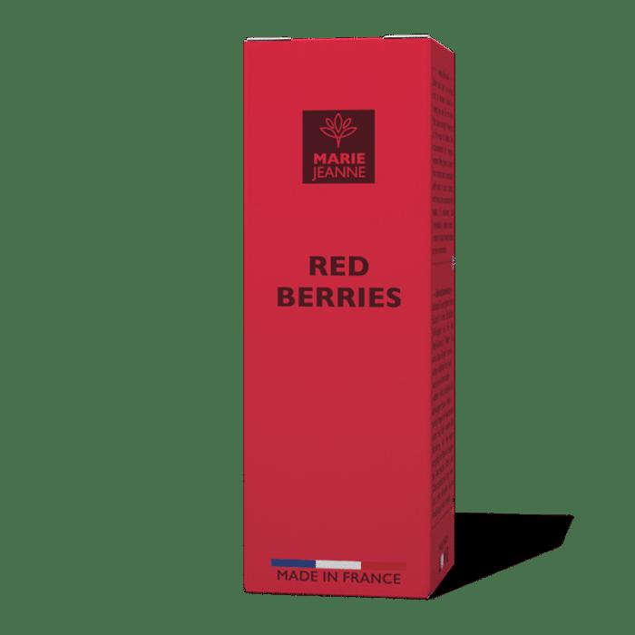 e liquide red berries