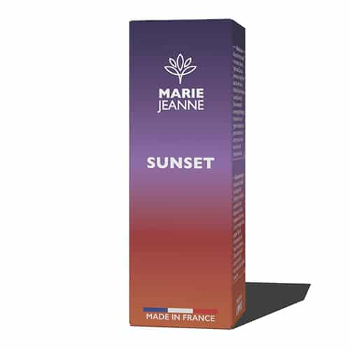 liquide sunset cbd marie jeanne